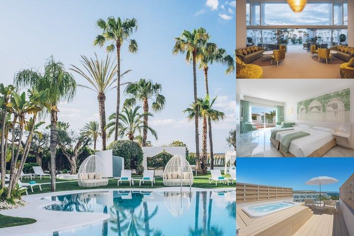 Iberostar Marbella Coral Beach photo collage