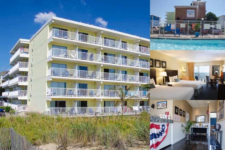 Atlantic Oceanfront Inn photo collage