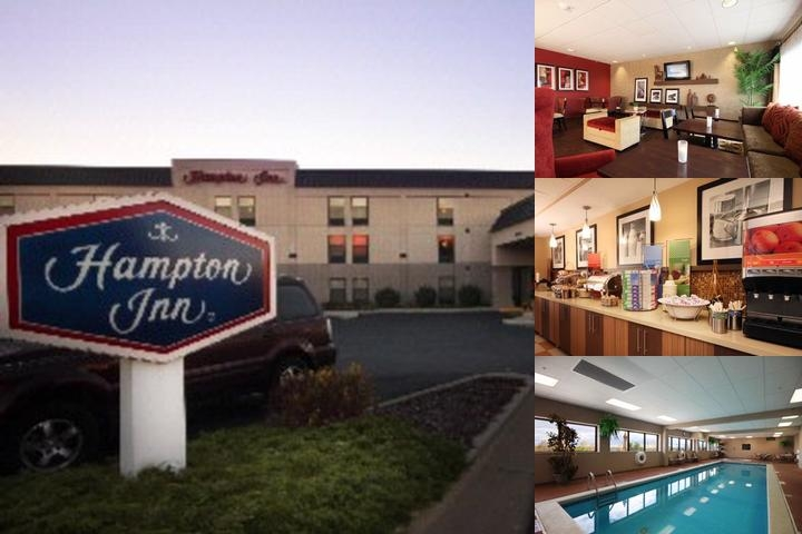 Hampton Inn Grand Rapids North photo collage