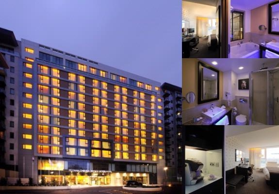 Pestana Chelsea Bridge Hotel & Spa photo collage