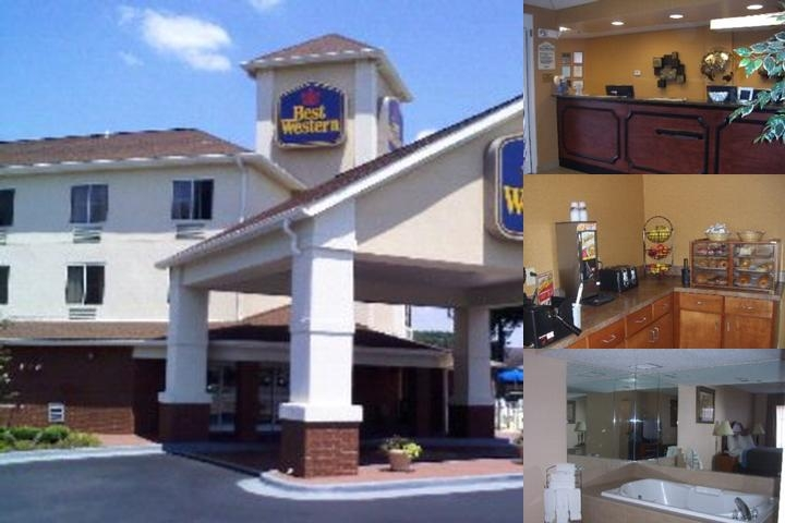 Best Western Plus Rocket City Inn & Suites photo collage