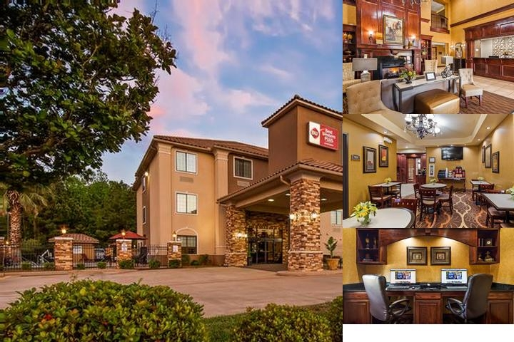 Best Western Plus Crown Colony Inn & Suites photo collage