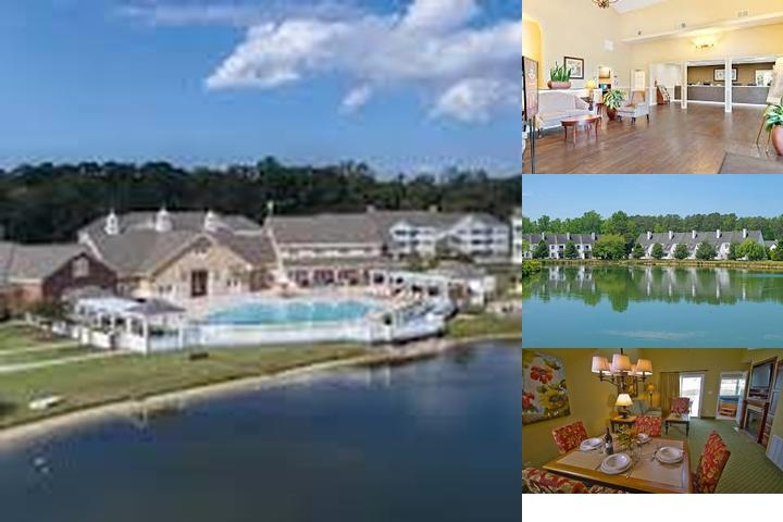 The Historic Powhatan Resort by Diamond Resorts photo collage