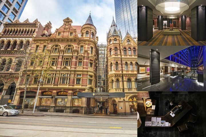 Intercontinental Melbourne The Rialto photo collage