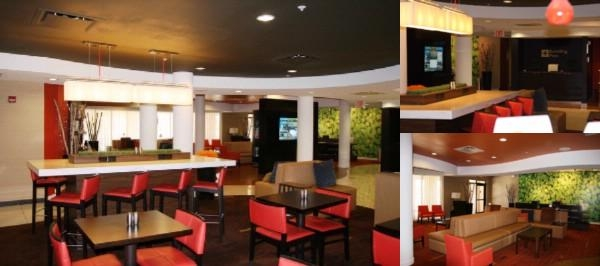 Courtyard by Marriott El Paso Airport photo collage