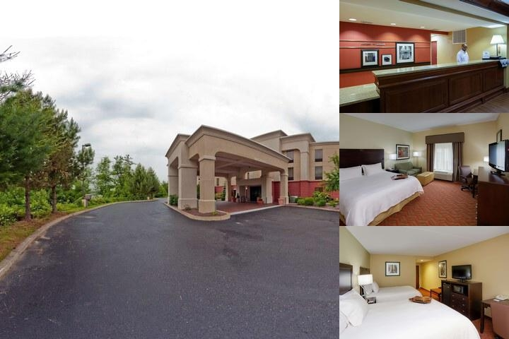 Hampton Inn Auburn photo collage