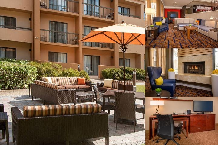 Courtyard Marriott Baltimore / Hunt Valley photo collage