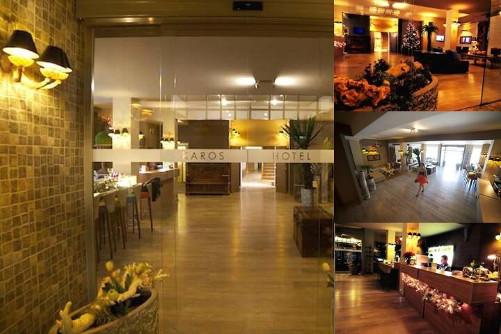 Floris Hotel Karos Bruges photo collage
