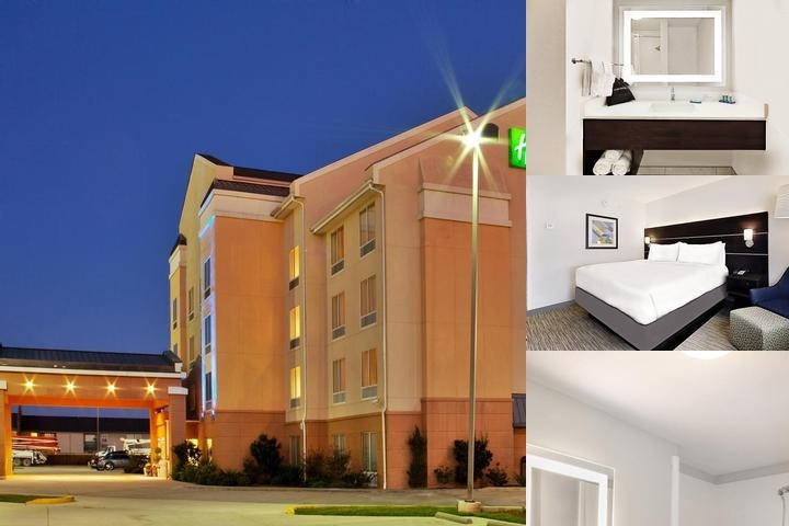 Holiday Inn Express East New Orleans (Msyno) photo collage