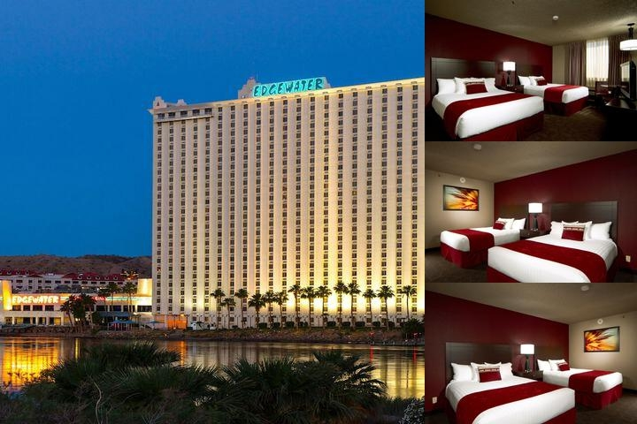 Edgewater Hotel & Casino photo collage