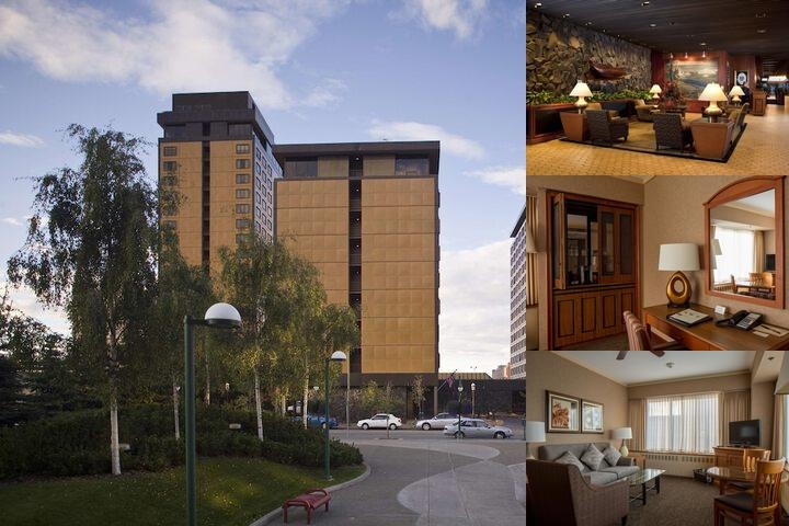 Hotel Captain Cook photo collage