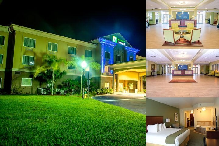 Holiday Inn Express Hotel & Suites Cocoa photo collage