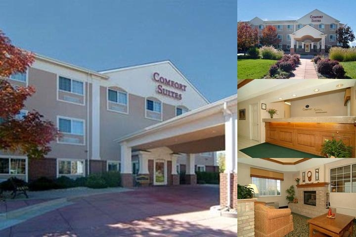 Comfort Suites Fort Collins photo collage