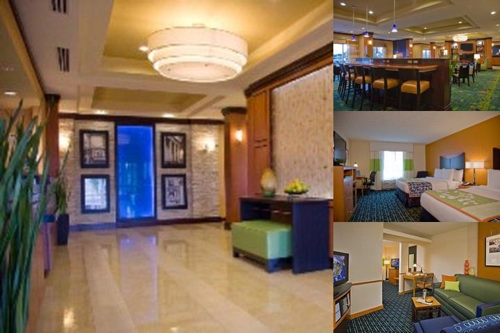 Fairfield Inn & Suites Eastchase Parkway photo collage