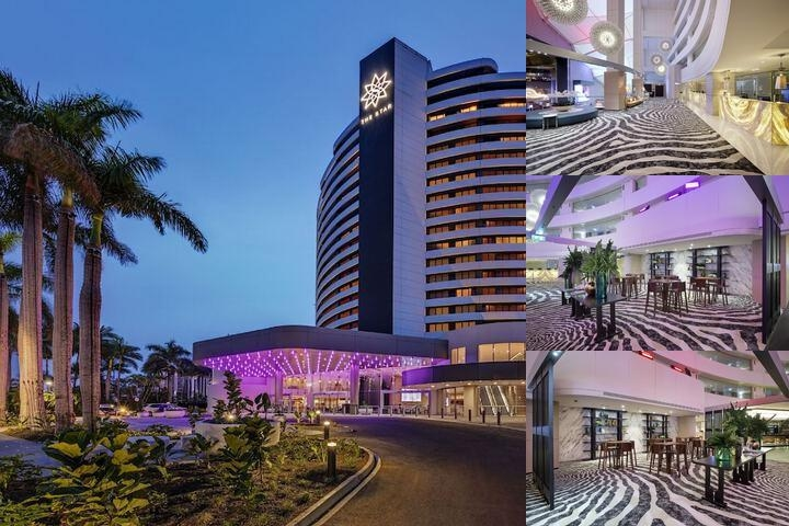 Jupiters Hotel & Casino Gold Coast photo collage