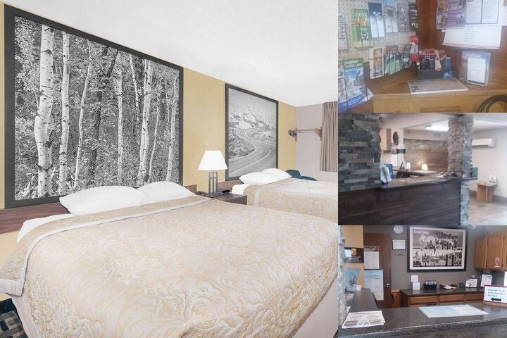 Super 8 Motel Watertown photo collage