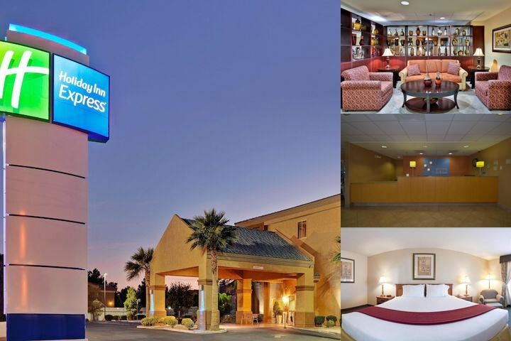 Holiday Inn Express Las Vegas Nellis photo collage