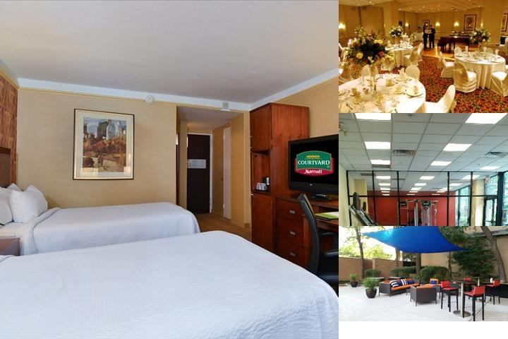 Courtyard by Marriott Laguardia Airport photo collage