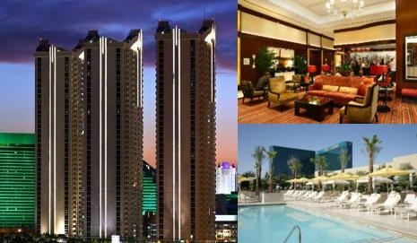 Luxury Suites International at the Signature photo collage