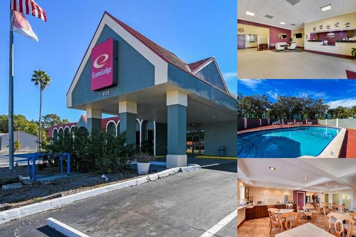Econo Lodge Busch Gardens photo collage