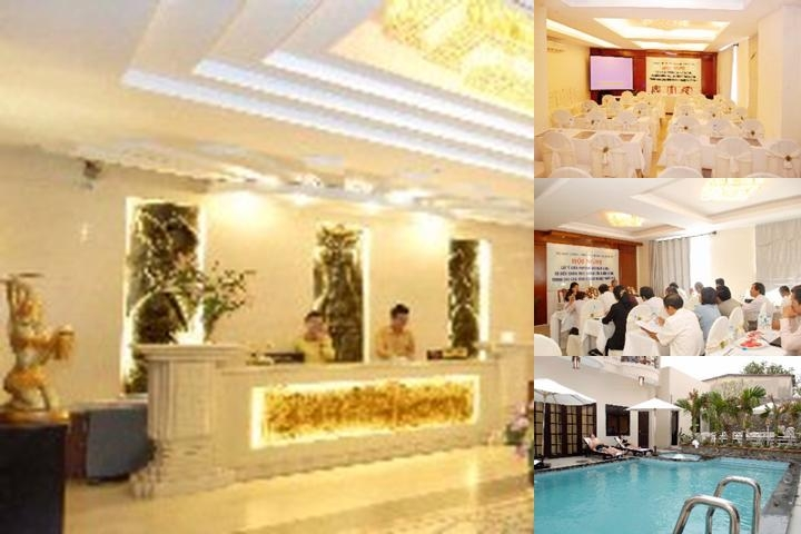 Gold Coast Hotel photo collage