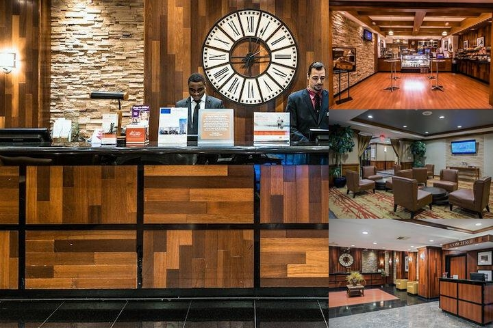 Crowne Plaza Newark International Airport photo collage
