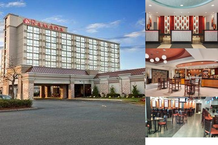 Ramada Plaza Hotel Newark Intl Airport / Ewr photo collage