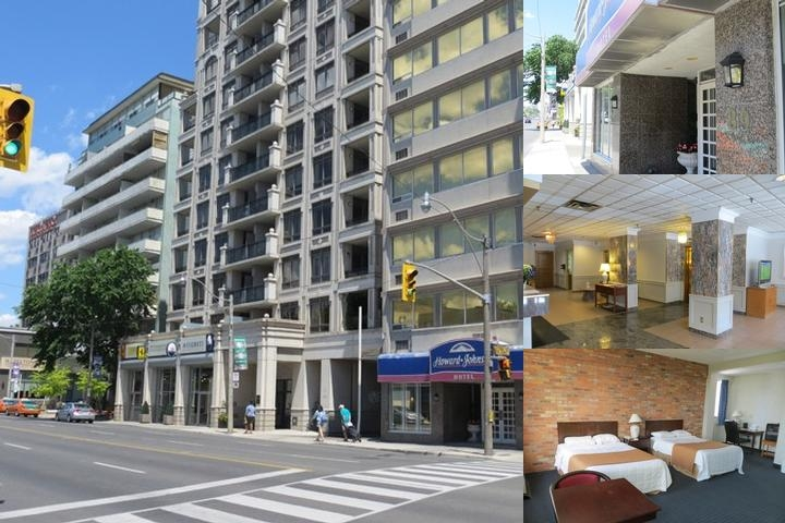 Howard Johnson Downtown Toronto Yorkville photo collage