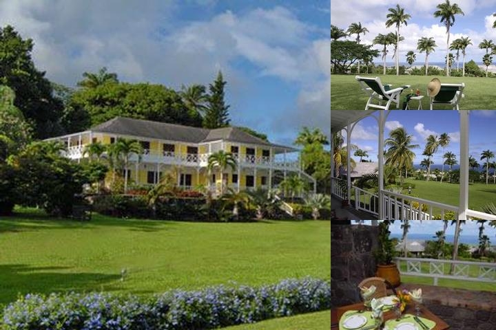 Ottley's Plantation Inn photo collage