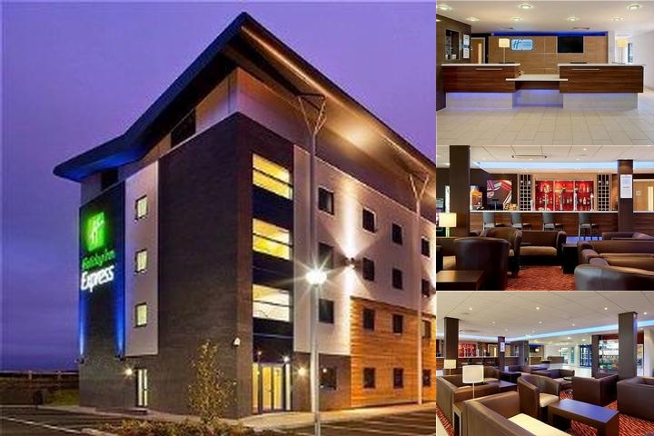Holiday Inn Express Kettering photo collage