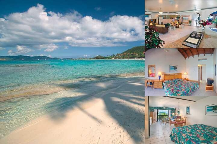 Sapphire Beach All Suite Condominium Resort photo collage