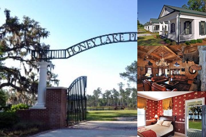Honey Lake Plantation Resort & Spa photo collage