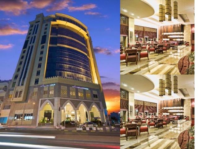 Merwebhotel Central Doha photo collage