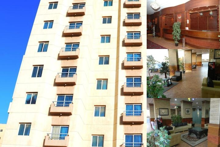 Arinza Tower Quality Apartments photo collage