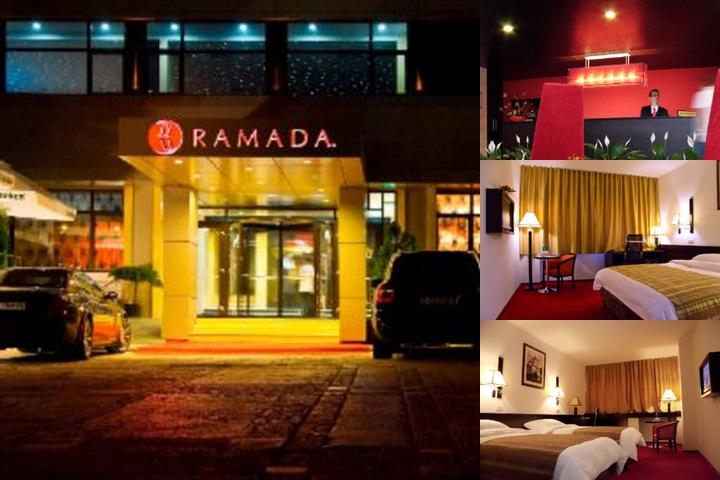 Ramada Iasi City Centre photo collage
