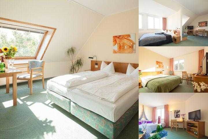 Apart Hotel Gera photo collage