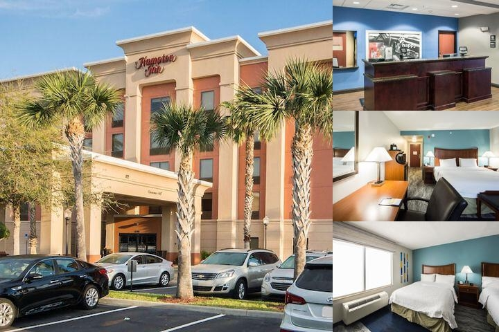 Hampton Inn Melbourne / Viera photo collage