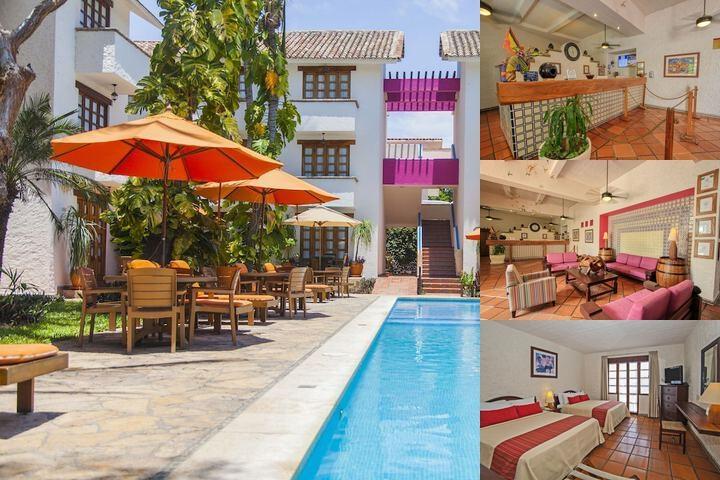 Hotel Villa Blanca Huatulco Photo Collage