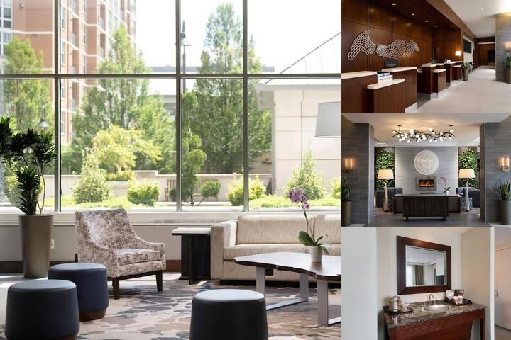 The Westin Reston Heights photo collage