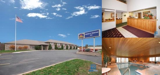 Best Western Spooner Riverplace photo collage