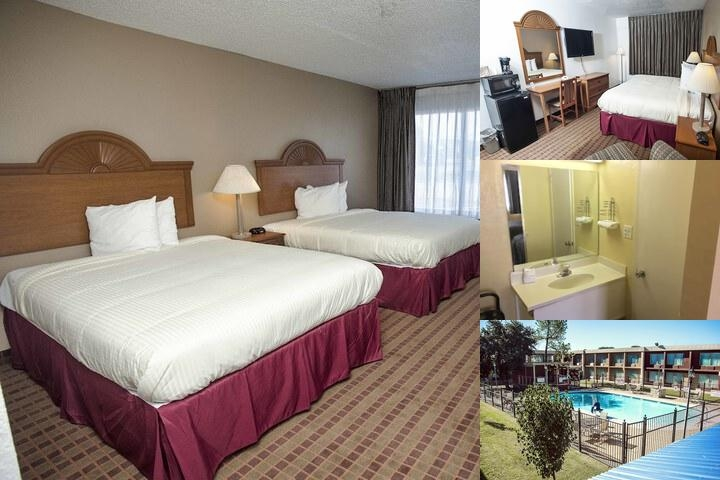 Express Inn & Suites Greenville photo collage