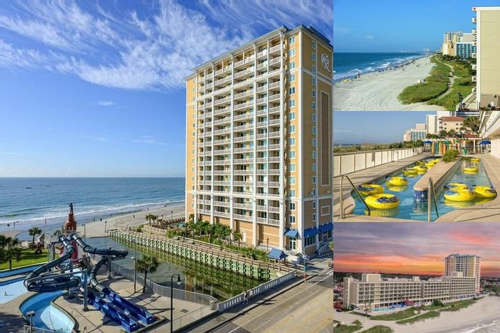 Westgate Myrtle Beach Oceanfront Resort photo collage