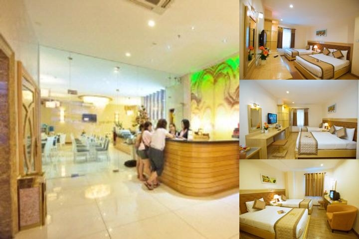 Elegant Hotel Ho Chi Minh photo collage