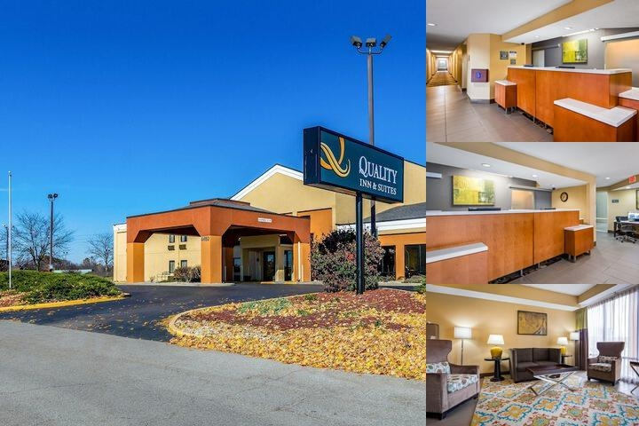 Indianapolis South by Best Western photo collage