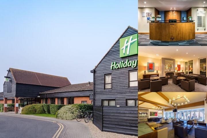 Holiday Inn Cambridge photo collage