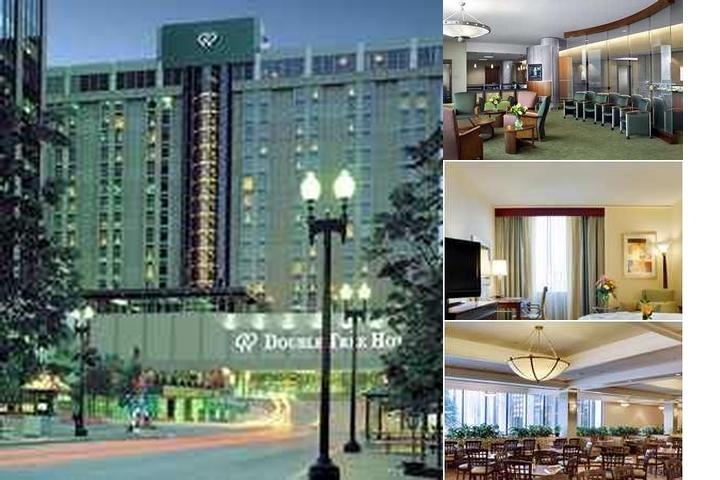 Doubletree by Hilton Omaha Downtown photo collage