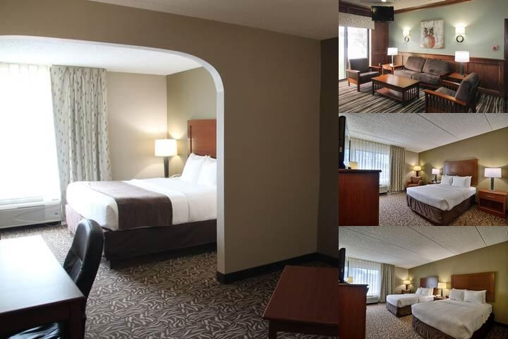 Comfort Inn Cortland photo collage