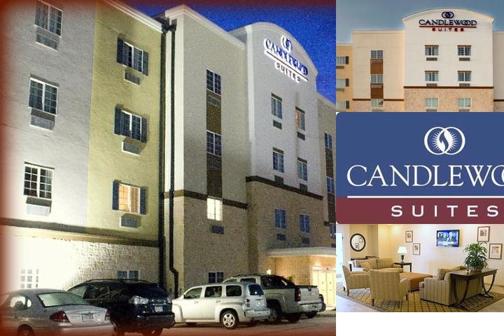 Candlewood Suites N. Stone Oak photo collage