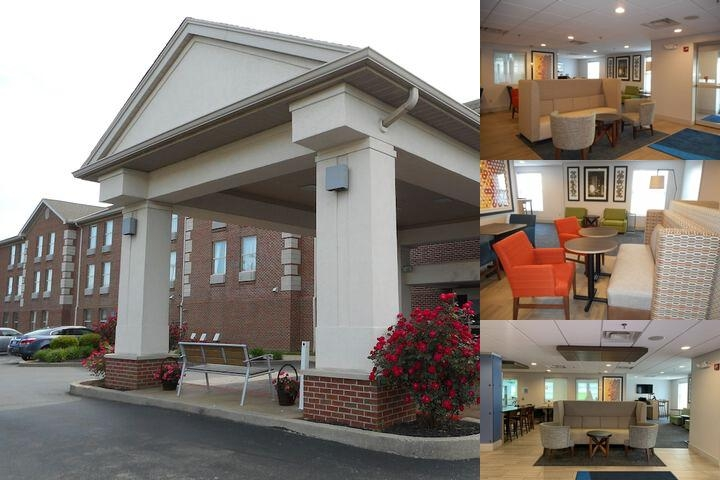 Holiday Inn Express Fairfield photo collage