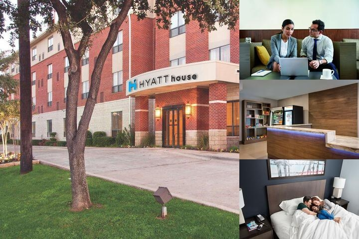 Hyatt House Dallas Uptown photo collage